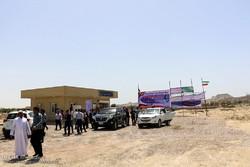 ۱۰ پروژه عمرانی و فرهنگی در قشم افتتاح شد
