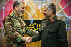 Army, IRGC cooperate on boosting missile power