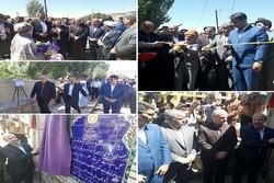 طرح هادی دو روستای «اسپاخو» و «مطرانلو» در خراسان شمالی افتتاح شد