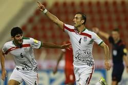 سید جلال حسینی - تیم ملی فوتبال