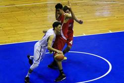 سومین پیروزی متوالی تیم بسکتبال جوانان در تورنمنت تایلند