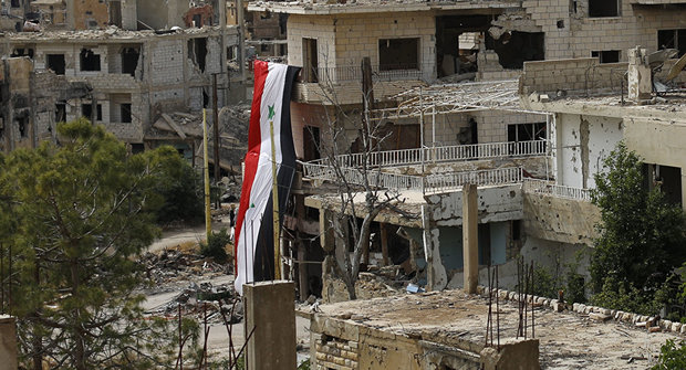 Local residents return to Syrian southern Zabadani due to ceasefire