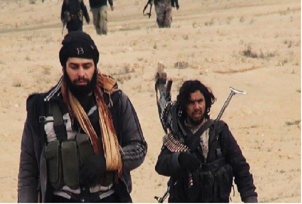 """قافلة """"داعش"""" تصل إلى دير الزور"""