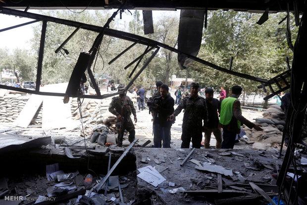 ارتفاع حصيلة ضحايا تفجير كابول إلى 40 قتيلاً و30 جريحاً