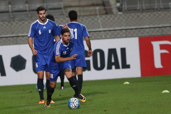 پرواز تیم ملی فوتبال ایران به تونس