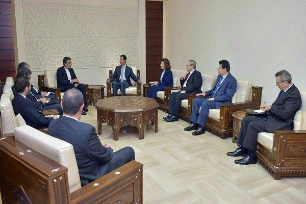 Iran, Syria call for vigilance in war on terror