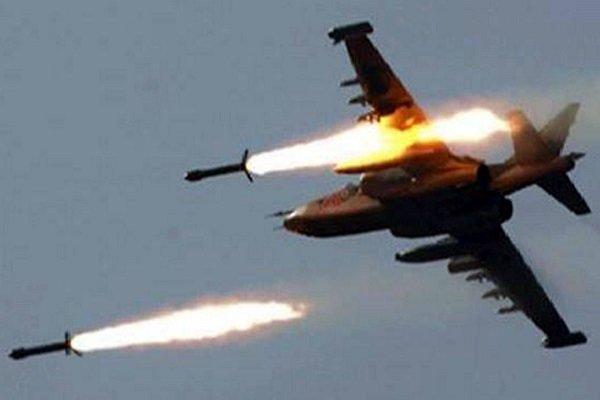 جنگنده های ائتلاف آمریکا مواضع نیروهای سوری را هدف قرار دادند