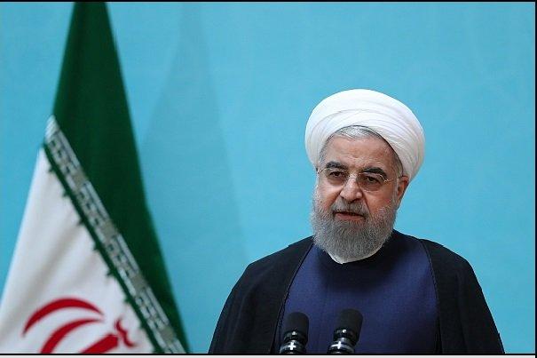 روحاني: سياسة التحقير والتهديد التي تنتهجها أمريكا لن تجدي نفعا
