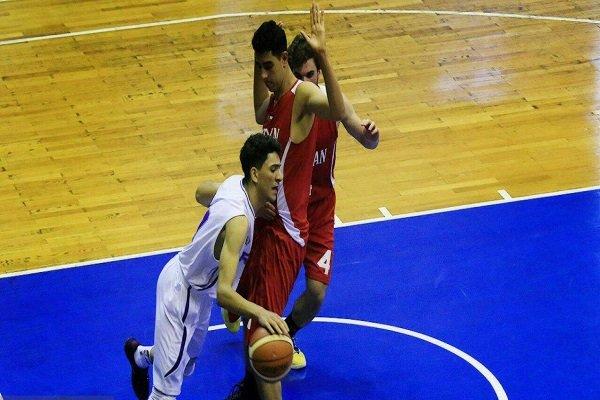 Iranian young basketballers win title at U18 WABA C'ships