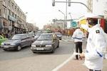 گره ترافیکی بر قلب شهر کرمان/ میدان تاریخی پارکینگ شد
