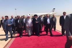 رئيس تشخيص مصلحة النظام الإيراني يصل بغداد