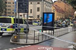 حمله مسلحانه به یک مامور پلیس در استکهلم/بازداشت فرد مظنون