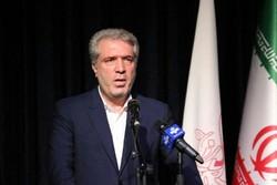 علی اصغر مونسان رئیس سازمان میراث فرهنگی، گردشگری و صنایع دستی کشور - کراپشده
