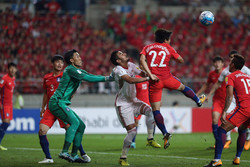 S Korea draw with Iran, miss chance to seal 2018 spot
