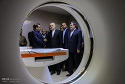 سفر علی اکبر صالحی رئیس سازمان انرژی اتمی به قزوین