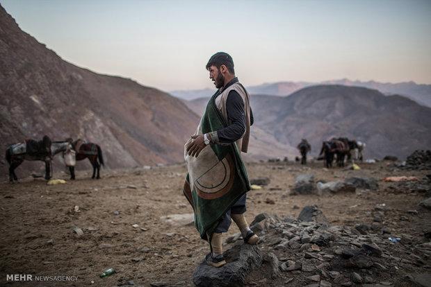 قاچاق کالا در مرز ایران و عراق