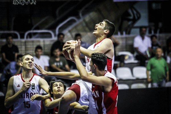 تداوم اوضاع نابسامان تیم بسکتبال جوانان