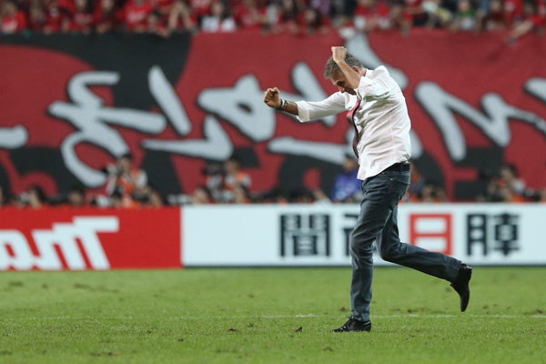 IFFHS puts up Queiroz as World's Best National Coach nominee