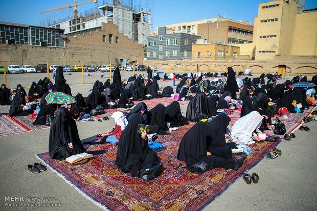 مراسم دعای عرفه در ۲۰ بقعه متبرکه استان بوشهر برگزار میشود