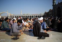 نوای دعای عرفه در ۸۰۰ امامزاده کشور طنینانداز میشود