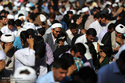 مساجد و بقاع متبرکه گلستان میزبان دعای عرفه بود