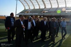 سفر مسعود سلطانی فر وزیر ورزش و جوانان به ارومیه