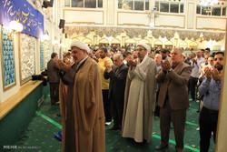 اقامه نماز عید قربان در مرکز اسلامی انگلیس