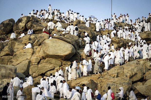 آمادگی جانبازان برای برگزاری مناسک حج در عرفات، منا و مشعر