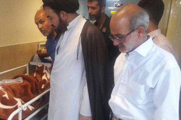 دادگستری فارس برای حادثه واژگونی اتوبوس پرونده تشکیل می دهد