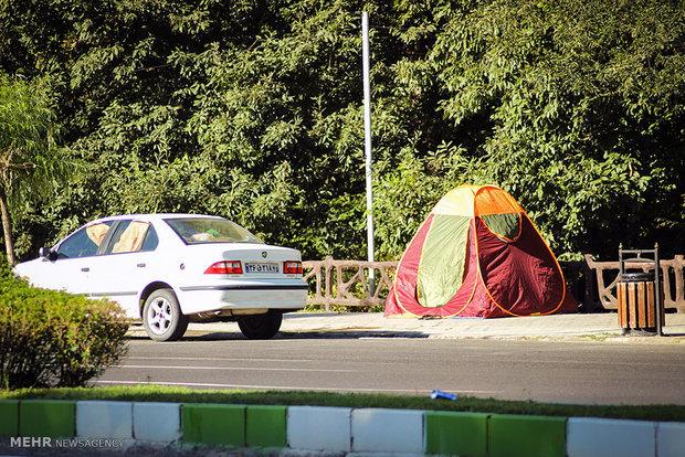 60 درصد از مسافران اصفهان برای اسکان خود برنامه ریزی نکردند