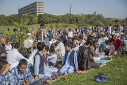 ہندوستان اور پاکستان میں آج عید الاضحی منائی جارہی ہے