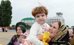 إعادة 8 أطفال و4 نساء من العراق وسوريا إلى الشيشان
