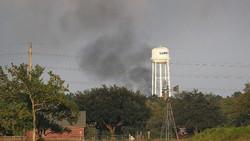 حريق جديد في مصنع تكساس الكيميائي المنكوب