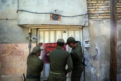 طرح ضربتی پلمب ده ها مرکز تهیه و توزیع مواد مخدر در مشهد