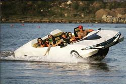 قایق ماشین