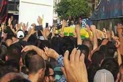 حزب الله لبنان پیکرهای ۲ شهید خود را از داعش تحویل گرفت