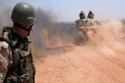 عمليات الجيش السوري في ريف حمص / فيديو