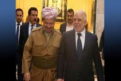 بغداد حقوق کارکنان دولتی اقلیم کردستان و پیشمرگه را پرداخت کرد