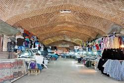 بازار تاریخی و کلیسا ملهذان خوی مرمت شد