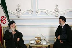 آیت الله شبیری زنجانی با تولیت آستان قدس رضوی دیدار کرد