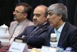 مجمع کمیته ملی المپیک - کیومرث هاشمی و مسعود سلطانی فر  و داورزنی