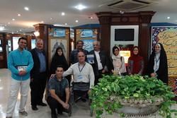 پرویز تناولی از موزه صلح بازدید کرد/ یادی از عباس کیارستمی