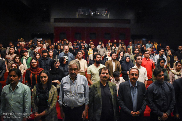 Annual celebration of Association of Theatre Critics