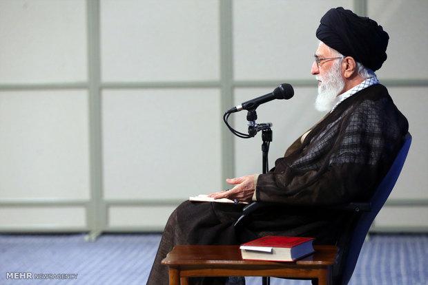 آغاز دوره جدید درس خارج فقه حضرت آیتالله خامنهای