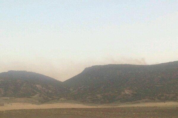 ۲ هکتار از اراضی حیات وحش میانکاله در آتش سوخت