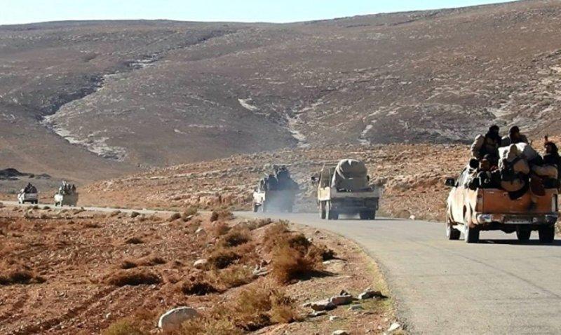 בילד: גאר שטארקע געווינס פאר אסאד רעזשים ווען מיליטער ברעכט 3 יעריגע בלאקאדע פון אייסיס