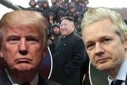 آسانژ: ترامپ مسئول آزمایش هستهای کره شمالی است