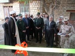 افتتاح مسجد در روانسر