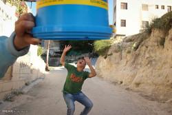 عکاسان جوان فلسطینی