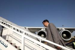عباس آخوندی سفر خارجی